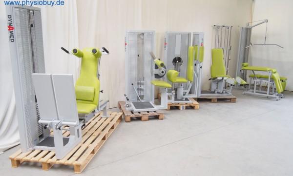 Stolzenberg Dynamed Gerätepark - 9 Geräte - gebraucht
