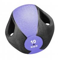 NEU Medizin Ball Esfera mit Griff - 10 kg
