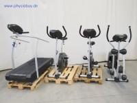 eMotion/Sprintex Cardiogerätepark - gebraucht