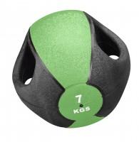 NEU Medizin Ball Esfera mit Griff - 7 kg