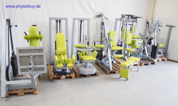 SVG RehaLine Gerätepark 11-teilig inkl. Trainingssteuerung - gebraucht