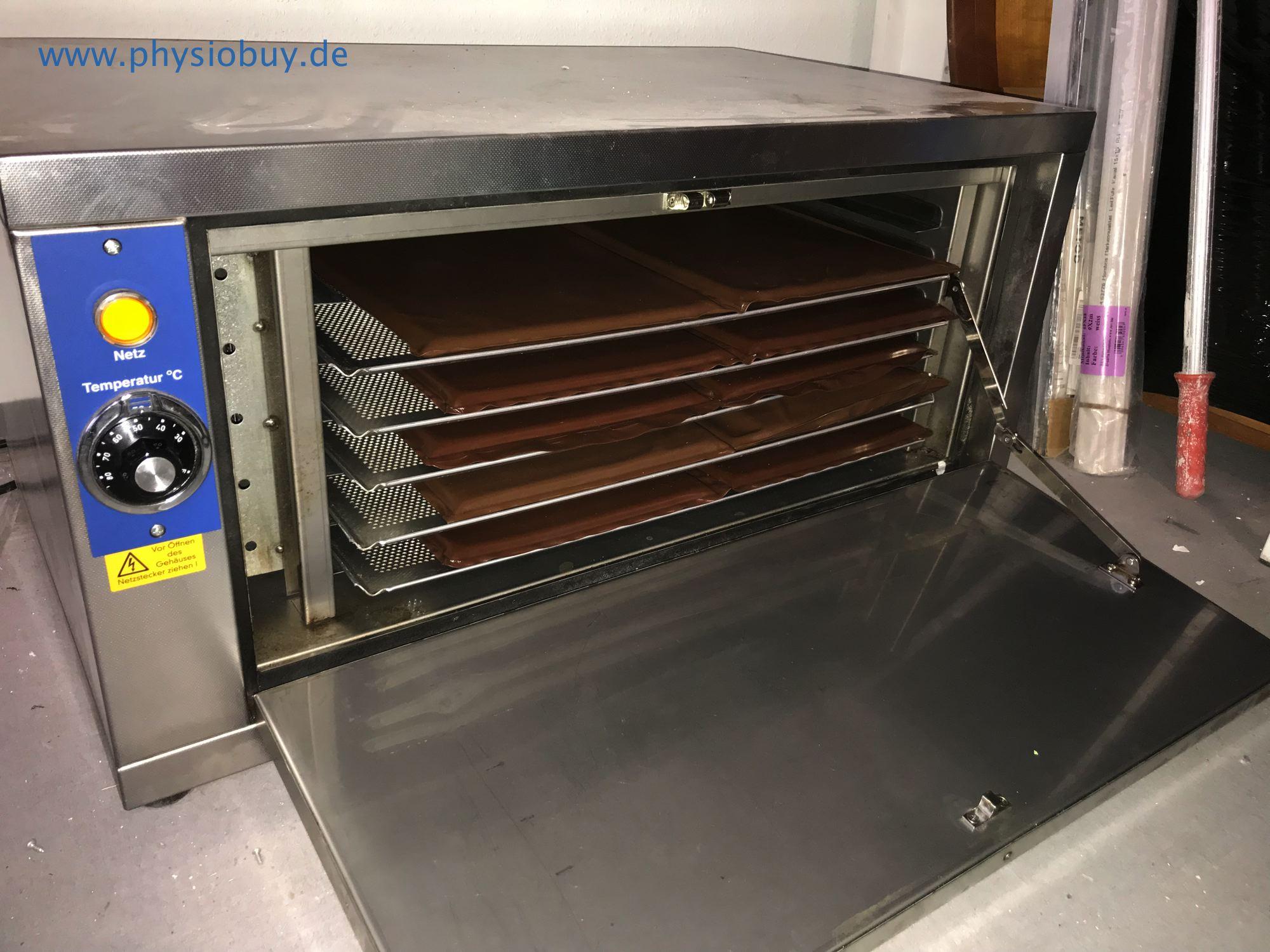 trautwein wärmeschrank   PHYSIOBUY - Ihr Experte für Therapieliegen ...
