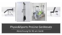 Physio&Sports ProLine KG am Gerät - gebraucht