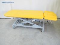 Behandlungsliege elektr. höhenverstellbar SVG Vento - gebraucht