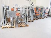 Ergo-Fit 4000er-S-MED-Serie Gerätepark 13-teilig inkl. KG am Gerät- gebraucht