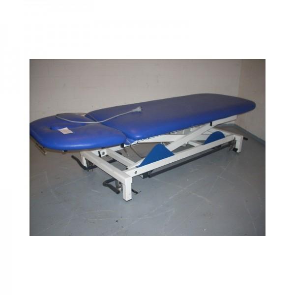 elektrische Behandlungsliege mit Rundumschalter