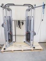 NEU No Limits Multifunktionsturm mit 2 Zugapparaten