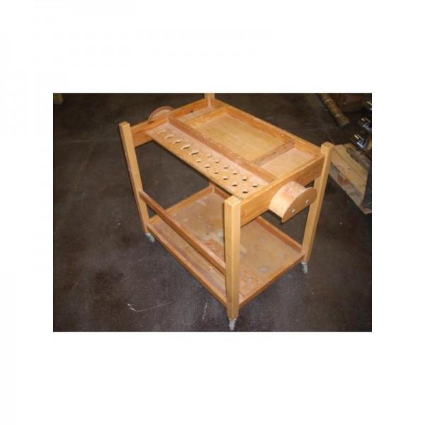 Gerätewagen Holz