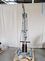 SVG Move Control Standzugapparat explosiv inkl. Einsteckgalgen & Zubehör - gebraucht