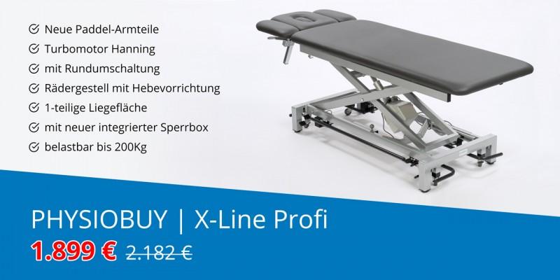 PHYSIOBUY   X-Line Profi