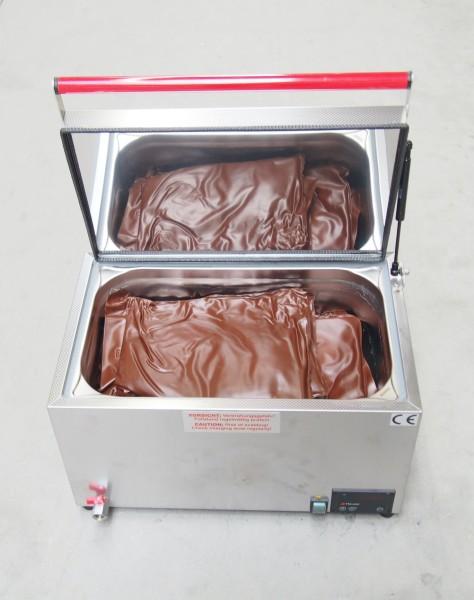 Heuser Wasserbad WB5-30 inklusive 5 Wärmeträgern und Ablaufschlauch - gebraucht