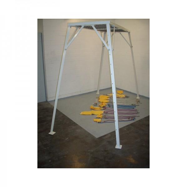 Standschlingentisch mit komplettem Schlingenset