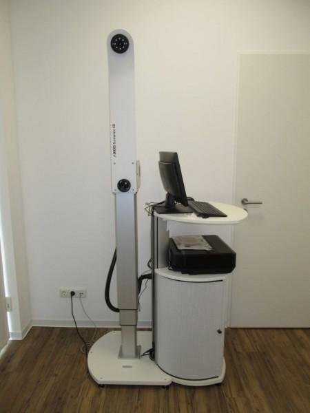 Diers Formetric III-4D im Kundenauftrag