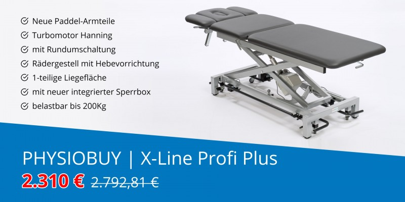 PHYSIOBUY | X-Line Profi Plus