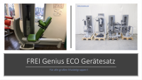FREI Genius ECO Gerätesatz 5-teilig - gebraucht