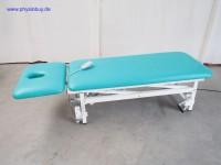 Behandlungsliege elektrisch höhenverstellbar - gebraucht
