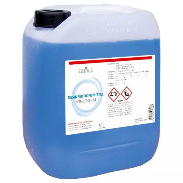 NEU cosiMed Desinfektionsmittel Konzentrat, 5l-Kanister