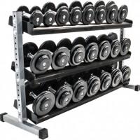 NEU Vorteilspaket! CHD-Satz Guss 5-30 kg inkl. Rack