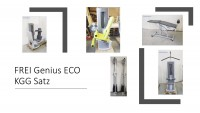 FREI Genius ECO Gerätesatz inkl. Beinbeuger/strecker Kombigerät - gebraucht