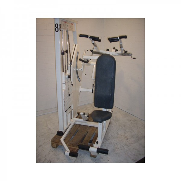 MKB Pul lDown/Seated Press Kombi