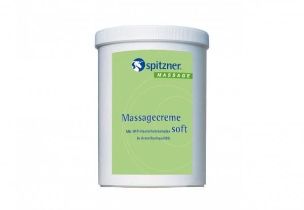 NEU Spitzner Massagecreme soft, 1 Liter