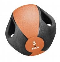 NEU Medizin Ball Esfera mit Griff - 3 kg