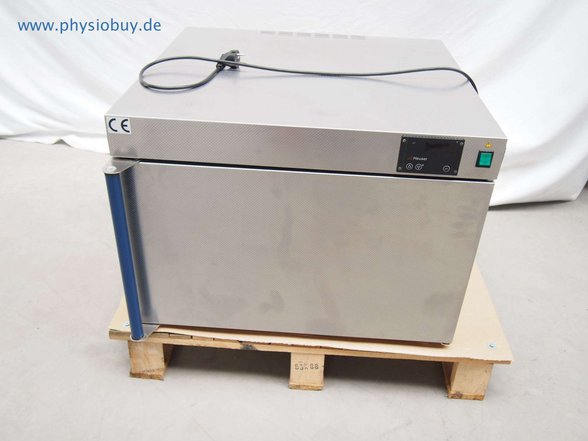 Warmhalteschrank Heuser | PHYSIOBUY