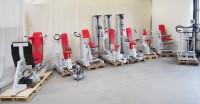Enraf Nonius kompletter Gerätepark - gebraucht aus 2013