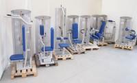 Stolzenberg Dynamed Gerätepark - 8 Geräte aus 2015 - gebraucht