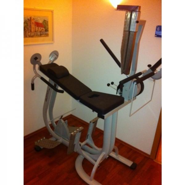 FREI Factum ERF pro med Bauch - und Rückentrainer Test und Trainingsgerät