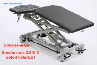 NEU X-Line Profi Plus Therapieliege - SONDERAKTION LAGERWARE