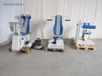 HUR Gerätesatz mit Kompressor - Gebrauchtgeräte