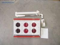 Heuser Rotlicht Therm 6 inkl. Wandarm - gebraucht