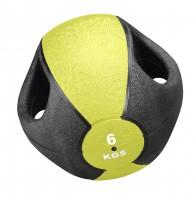 NEU Medizin Ball Esfera mit Griff - 6 kg