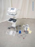 Zimmer Soleo SonoStim Ultraschall/Elektro Kombi mit Vaccumteil und Wagen - gebraucht