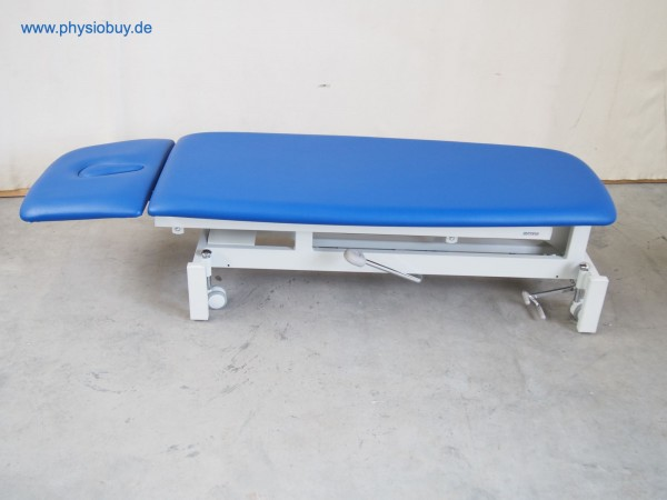 Gymna Duoplus advanced hydraulische Therapieliege - gebraucht