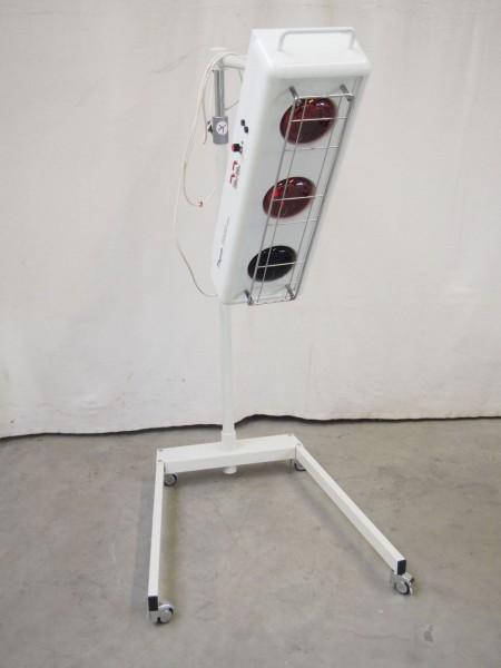 Beka 3-fach Rotlichtstrahler mit Stativ SSU - gebraucht
