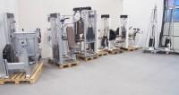 Physio&Sports ProLine Gerätesatz inkl. KG am Gerät - gebraucht