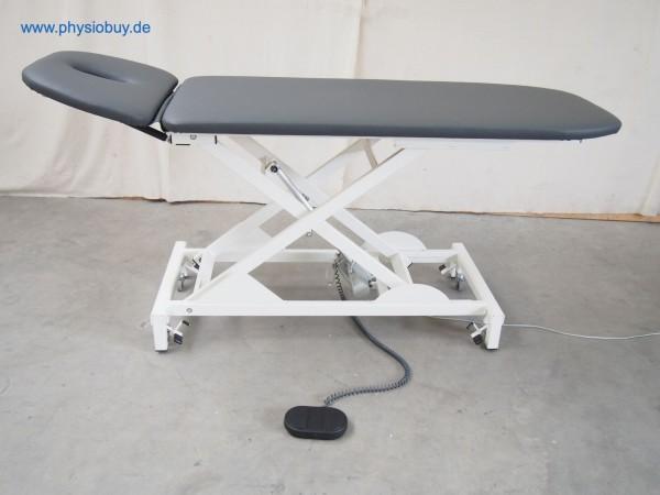 Vento Therapieliege elektr. höhenverstellbar mit neuen Polstern - gebraucht
