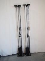 2x Wandzugapparate Pulley - gebraucht
