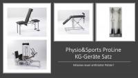 Physio&Sports ProLine KG-Geräte Satz - gebraucht