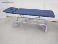 Schupp Bolani hydraulische Behandlungsliege - gebraucht