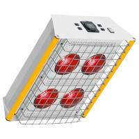 NEU Heuser Rotlicht Strahlerkopf TGS 4.2