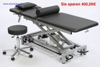 X-Line Profi Plus Therapieliege als SET