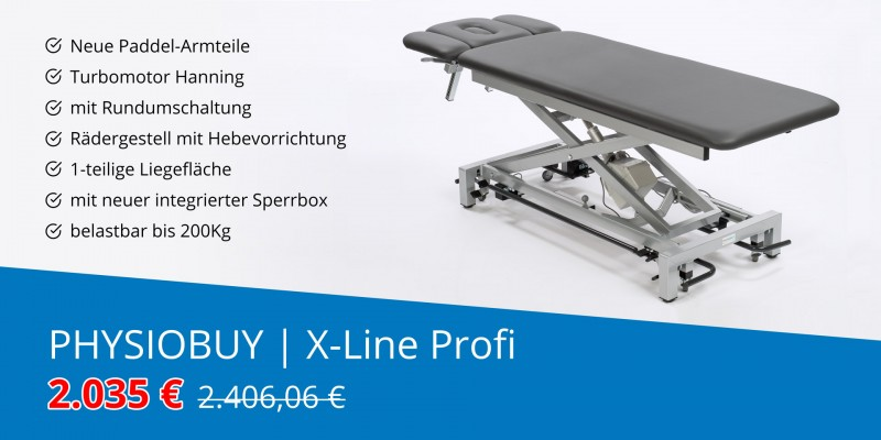 PHYSIOBUY | X-Line Profi