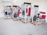 Physio&Sports ProLine Gerätepark inkl. Trainingssteuerung - gebraucht
