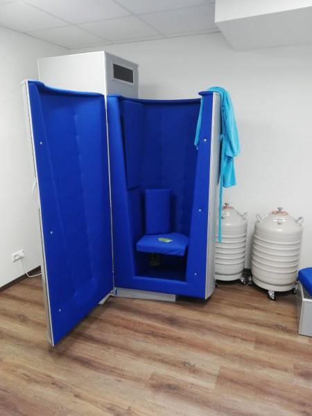Kältekammer / Kältesauna im Kundenauftrag zu verkaufen