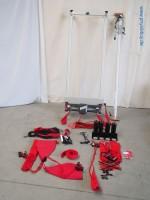 Redcord Trainer - TherapiMaster Komplettpaket 3- gebraucht