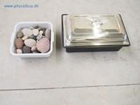 Hot Stone Erhitzer mit Steinen-gebraucht