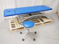 FREI THERA (e) Standard Therapieliege inkl. Therapiehocker - gebraucht